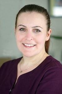 Jodie Chaplin Dental Hygienist