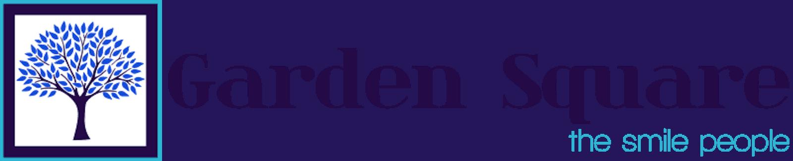 Garden Square Dental Retina Logo